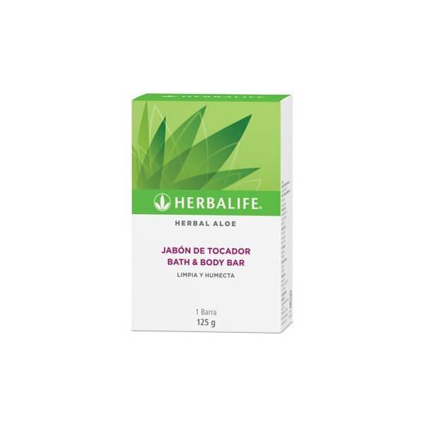 Herbal Aloe Jabón de tocador Herbalife